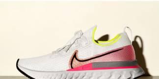 La Nike React Infinity Run te mantiene corriendo libre de lesiones