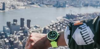 PUMA lanza su primer Reloj inteligente en la cima del Empire State