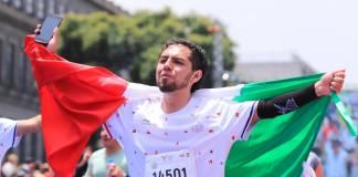 """REVALIDA LA """"ETIQUETA ORO"""" EL MARATÓN DE LA CIUDAD DE MÉXICO TELCEL PARA 2020"""