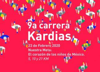 La carrera Kardias